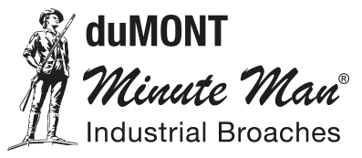 duMont CNC Indexable Broaching System Logo